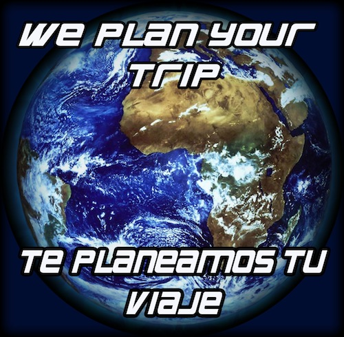 We plan your trip / Planeo tu viaje